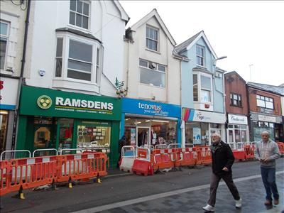 Thumbnail Retail premises for sale in 24 Taff Street, Pontypridd