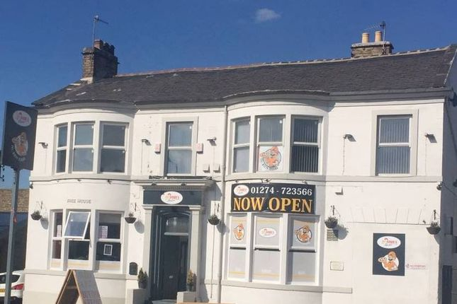 Thumbnail Restaurant/cafe for sale in 343 Wakefield Road, Bradford
