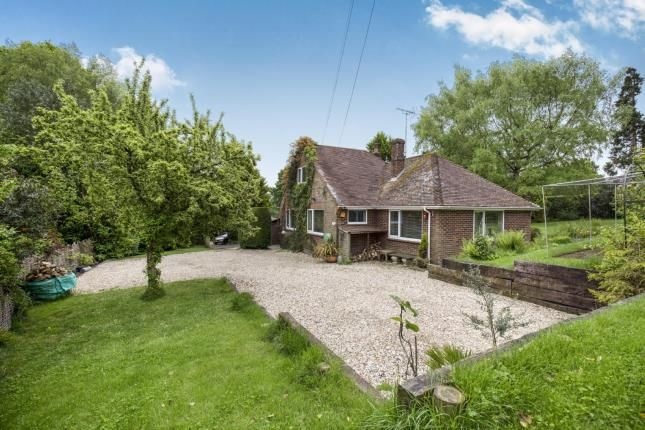 Thumbnail Bungalow for sale in Rectory Close, Etchingham Road, Burwash, Etchingham