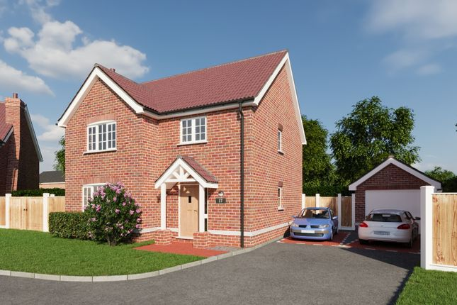 Thumbnail Detached house for sale in The Street, Suffolk