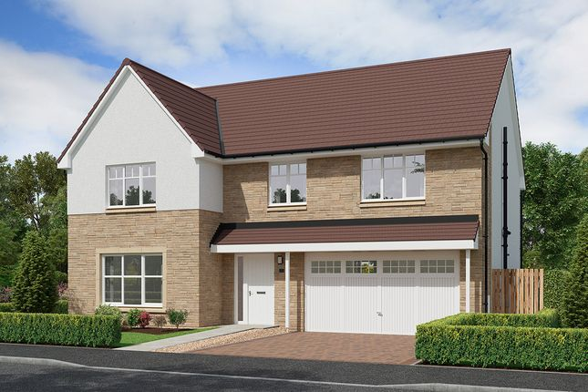 """5 bed detached house for sale in """"Stratford"""" at Holme Avenue, Haddington EH41"""