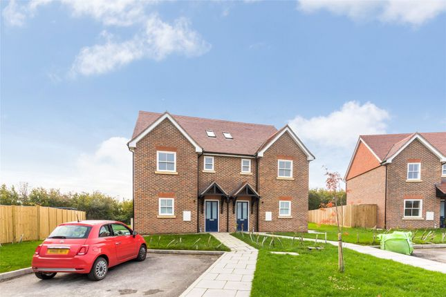 Thumbnail Semi-detached house for sale in The Orchards, Ringmer, Nr Lewes, East Sussex