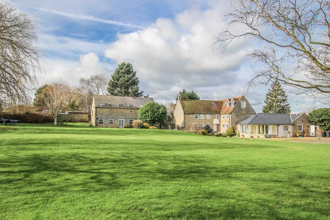 Thumbnail Barn conversion for sale in The Old Road, Felmersham