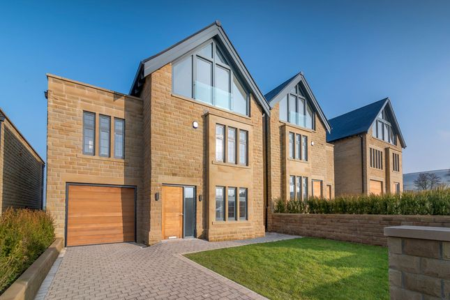 Thumbnail Detached house for sale in Crowthorn Road, Edgworth, Bolton, Lancashire