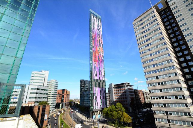 Thumbnail Flat for sale in Tennyson Apartments, 1 Saffron Central Square, Croydon