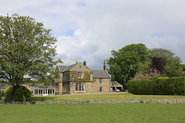 6 bed country house for sale in The Manor House, Barrasford, Hexham, Northumberland
