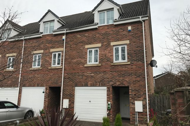 Thumbnail Terraced house to rent in Old Eltringham Court, Prudhoe
