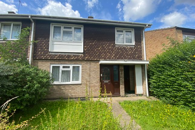 3 bed end terrace house for sale in Rectory Road, Pitsea, Basildon SS13