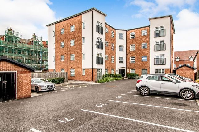 Thumbnail Flat to rent in Ivy Graham Close, Manchester