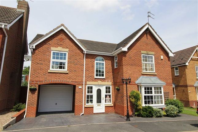 4 bed detached house for sale in Sulgrave Close, Earls Keep, Dudley