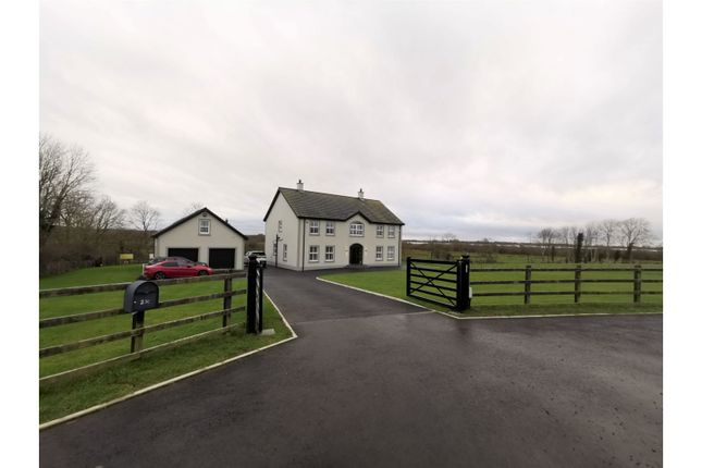 Thumbnail Detached house for sale in Crumlin Road, Upper Ballinderry, Lisburn