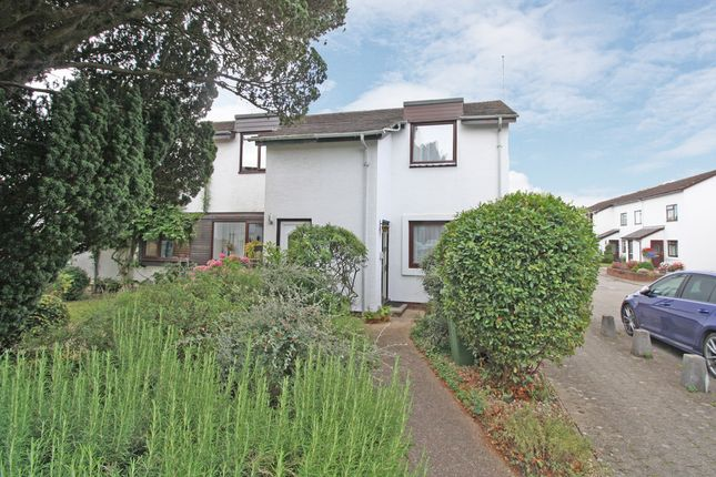 1 bed end terrace house for sale in Balmoral Gardens, Topsham, Exeter