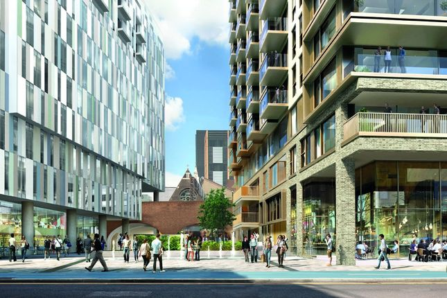 Thumbnail Property for sale in Lavender Place, Royal Mint Gardens, Tower Hill, London