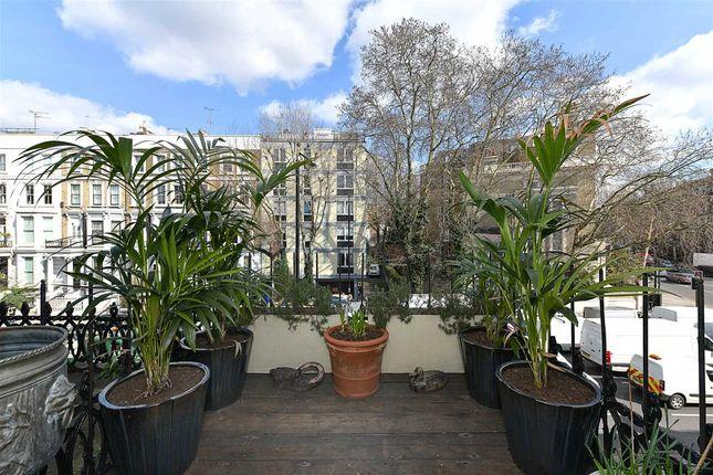 Roof Terrace of Earls Court Road, London W8