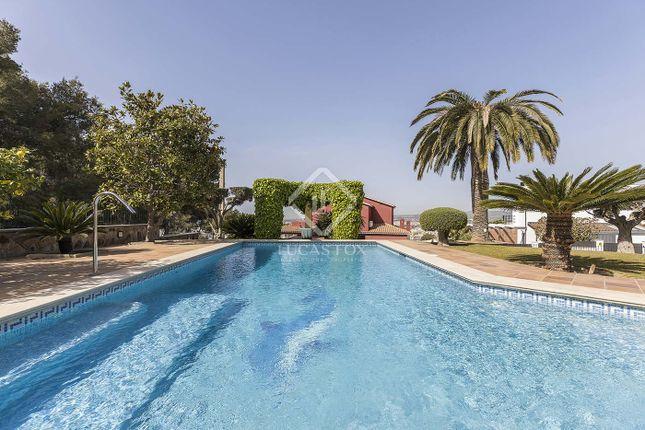 Villa for sale in Sitges, Barcelona, Spain