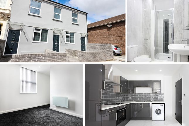 Thumbnail End terrace house to rent in Cornel O Trefynach, Paget Street, Grangetown