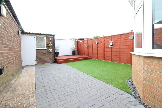 Rear Garden of Compass Road, Hull HU6