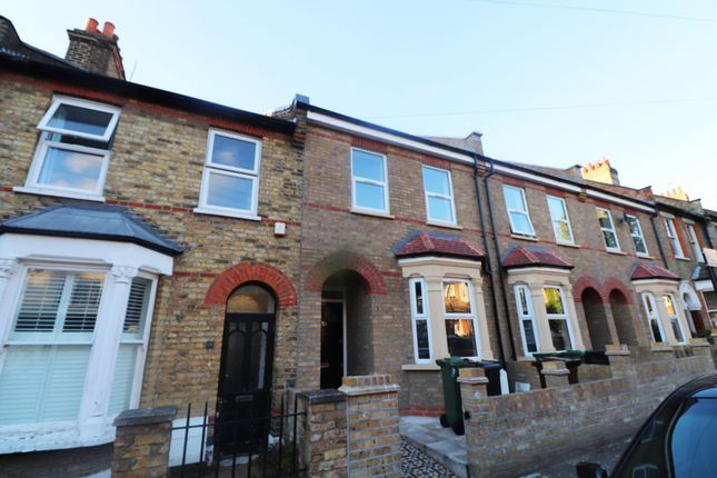 Thumbnail Terraced house to rent in Gloucester Road, London