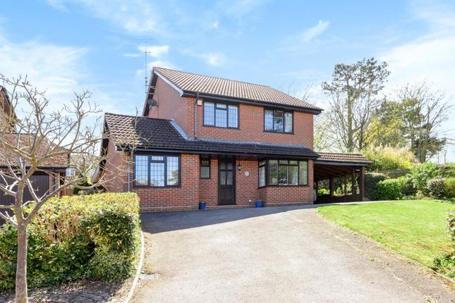Thumbnail Detached house for sale in Gravett Close, Henley-On-Thames