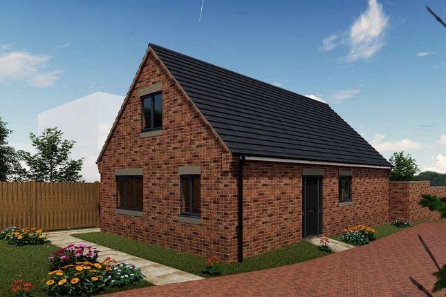 Thumbnail Bungalow for sale in Rear Of 239 Sandy Lane, Worksop, Nottinghamshire