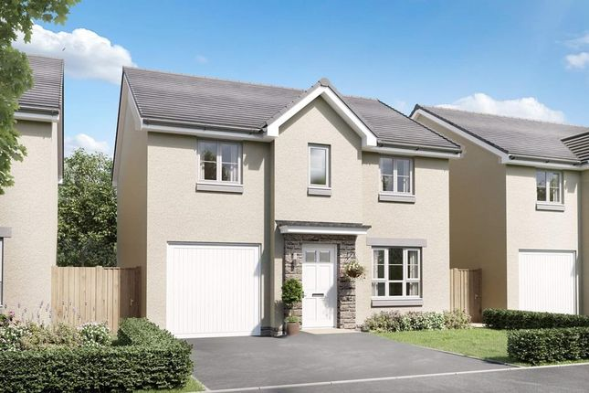 """4 bed detached house for sale in """"Fenton"""" at Charolais Lane, Huntingtower, Perth PH1"""