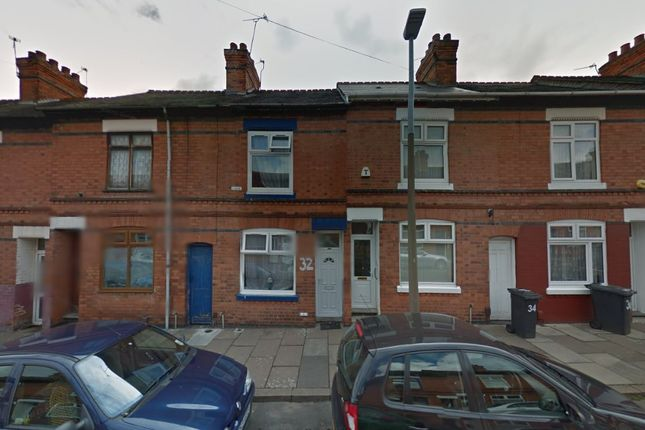 Thumbnail Terraced house to rent in Chepstow Road, Leicester