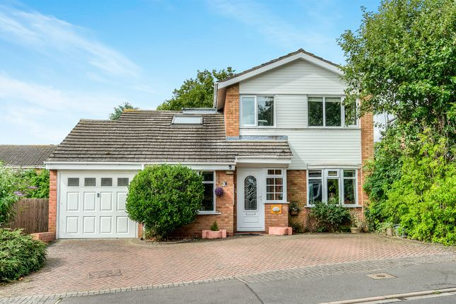 Thumbnail Detached house for sale in Verney Drive, Stratford-Upon-Avon