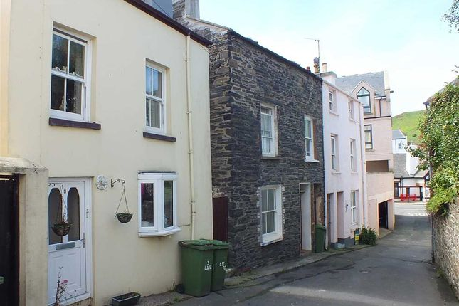Thumbnail Terraced house for sale in Lake Lane, Peel, Isle Of Man
