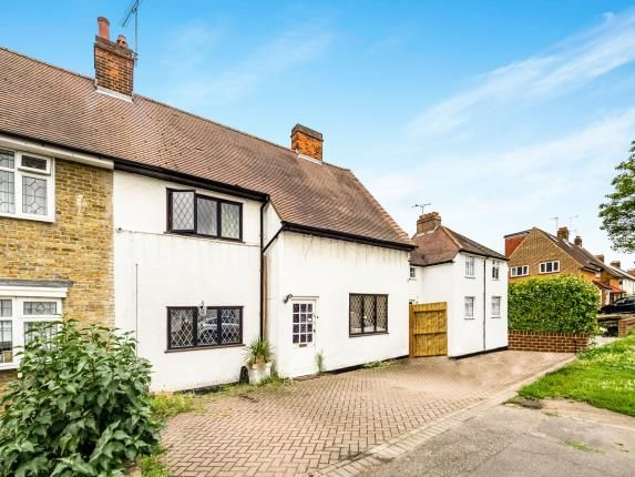 Thumbnail Semi-detached house for sale in Rayleigh Road, Woodford Green