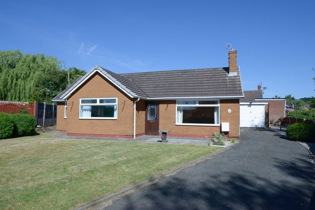 Thumbnail Detached bungalow for sale in Chesterfield Avenue, New Whittington, Chesterfield