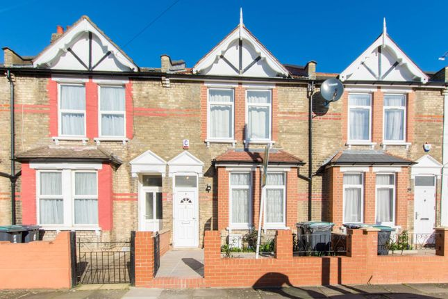 Thumbnail Terraced house to rent in Homecroft Road, Wood Green N22, Wood Green, London,