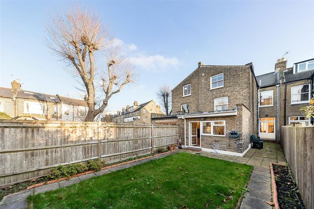 Thumbnail Terraced house for sale in Elms Crescent, London