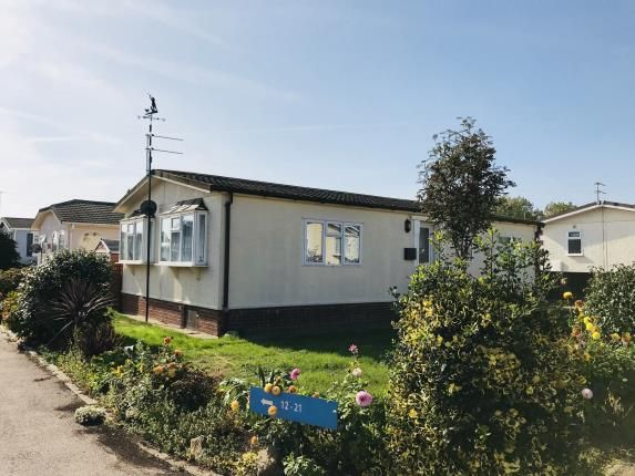 Thumbnail Bungalow for sale in Burgh Castle, Great Yarmouth, Norfolk