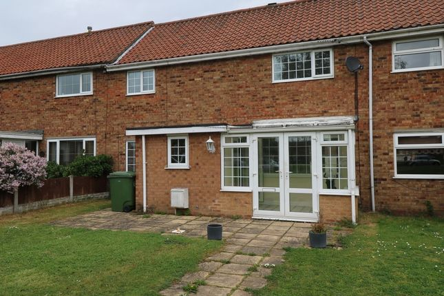 Thumbnail Terraced house for sale in Fieldside, Epworth, Doncaster