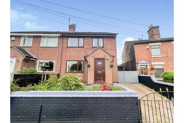 Thumbnail Semi-detached house for sale in Ricardo Street, Stoke-On-Trent