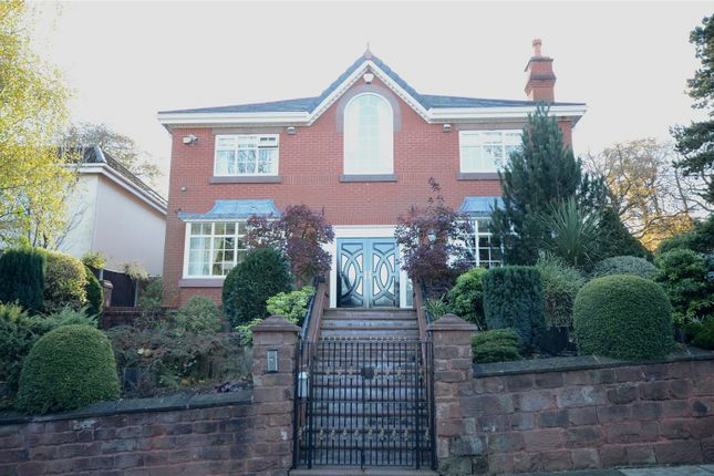 Detached house for sale in Woolton Hill Road, Woolton, Liverpool