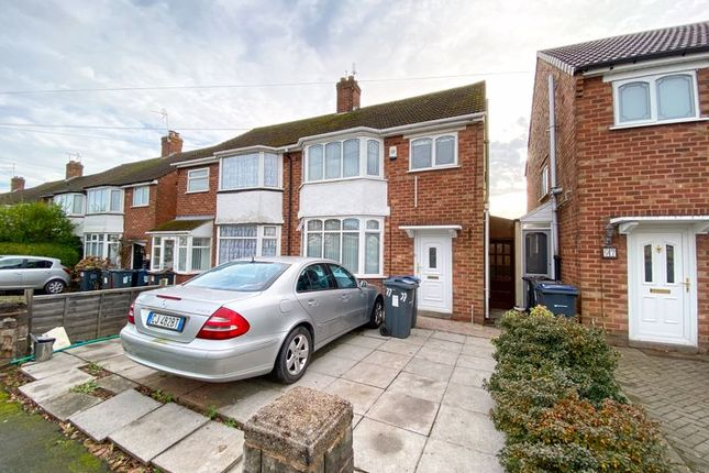 Thumbnail Semi-detached house to rent in Mayswood Grove, Quinton, Birmingham
