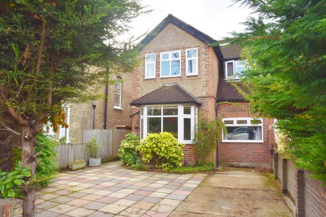 4 Bed Semi Detached House For Sale In Park Road Hampton Hill Hampton Tw12 45070033 Zoopla