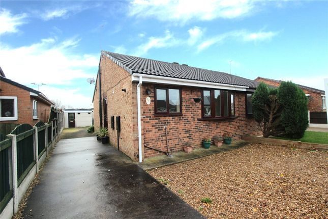 Thumbnail Semi-detached bungalow to rent in Redland Cresent, Kinsley