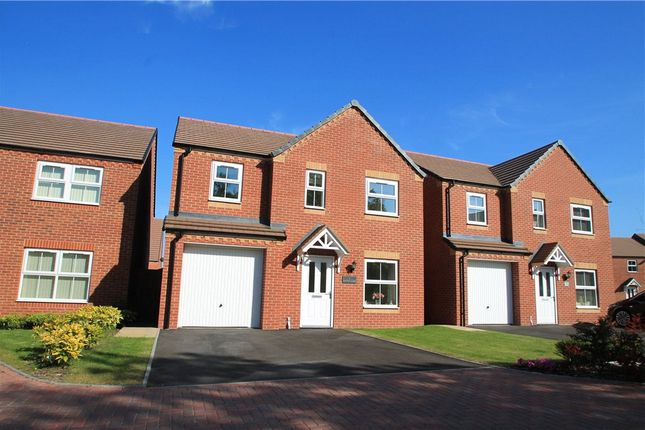 Thumbnail Detached house for sale in Hatton Close, Redditch