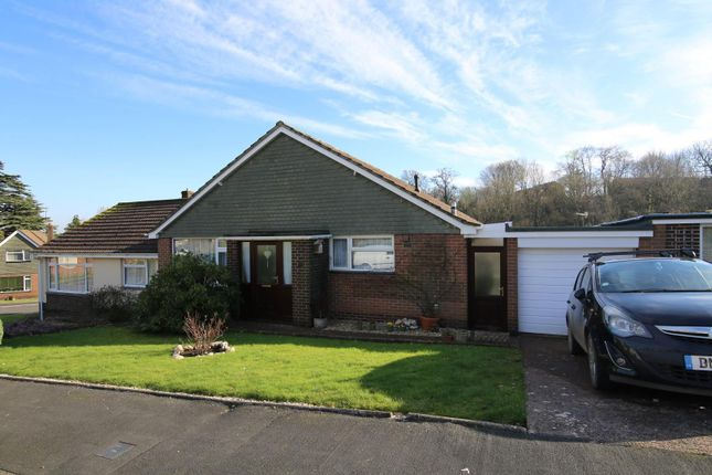 Thumbnail Semi-detached bungalow for sale in Tyrrell Road, Tiverton