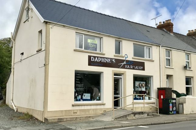 Thumbnail Flat to rent in Portfield, Haverfordwest, Pembrokeshire