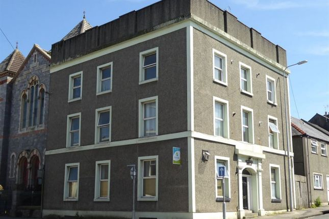 Thumbnail Flat to rent in Laws Street, Pembroke Dock, Pembrokeshire