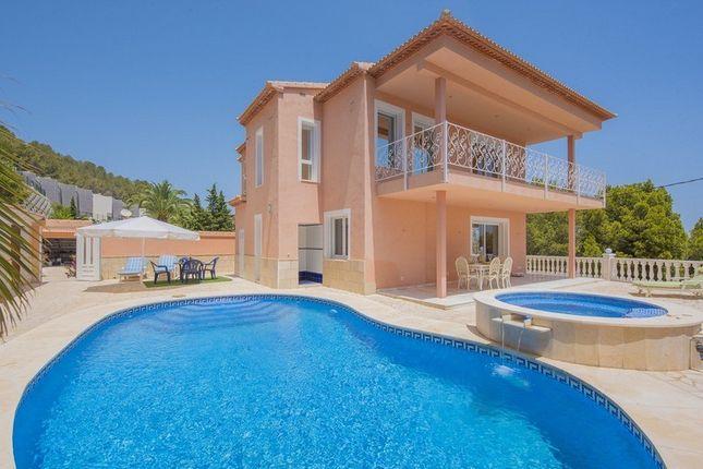 Villa for sale in Calpe, Valencia, Spain
