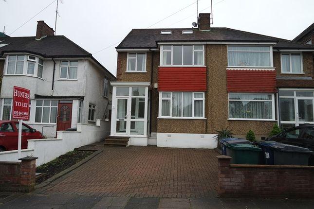 Thumbnail Semi-detached house to rent in Calton Road, New Barnet, Barnet