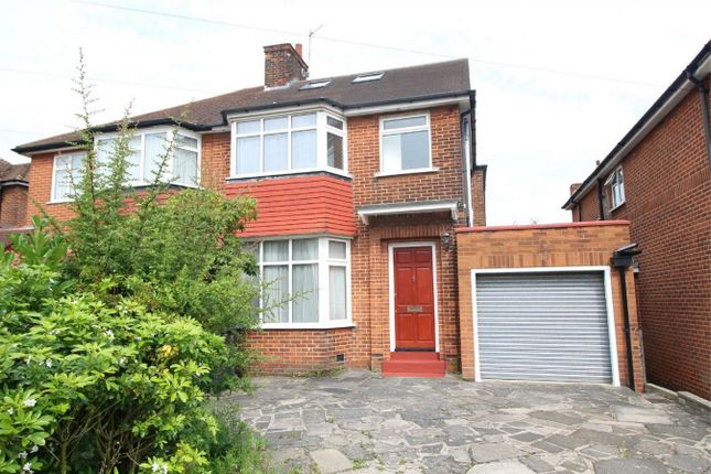 Thumbnail Semi-detached house to rent in Lonsdale Drive, Enfield, Middx