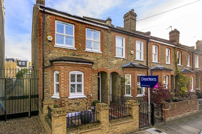 Thumbnail Terraced house for sale in May Road, Twickenham