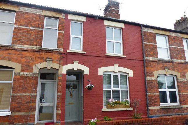 2 bed terraced house for sale in Exmouth Place, Chepstow