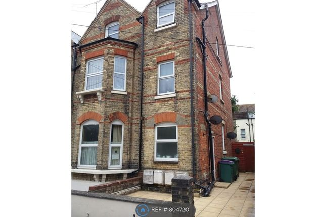 Thumbnail 2 bed flat to rent in Connaught Rd, Kent