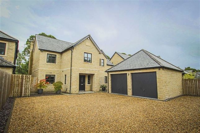 Thumbnail Detached house for sale in Primrose Road, Clitheroe, Lancashire